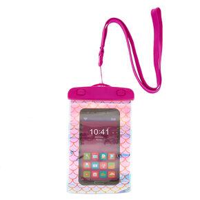 Mermaid Universal Splash Proof Phone Pouch - Purple,