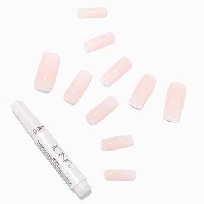Rose Flower Hair Clip - Mint,