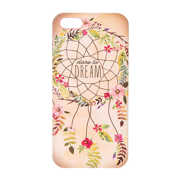 Dare to Dream Dreamcatcher Phone Case,