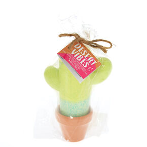 Cactus Bath Bomb - Green,