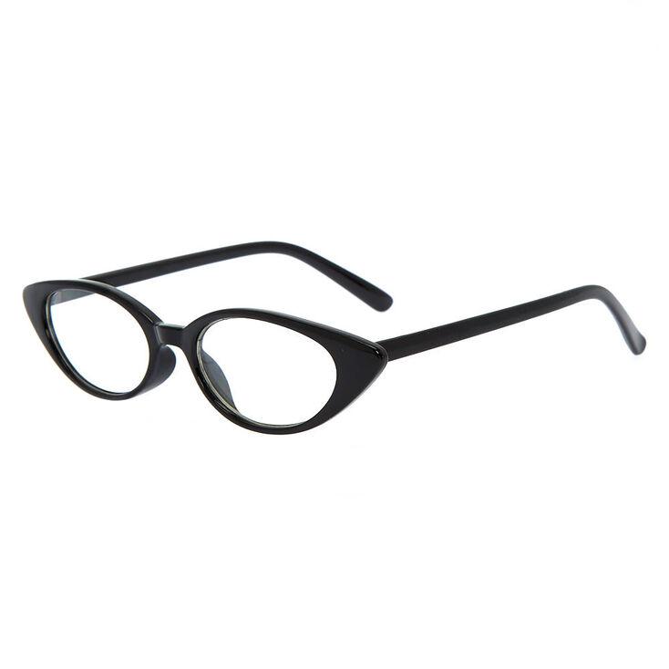 Cat Eye Frames - Black,