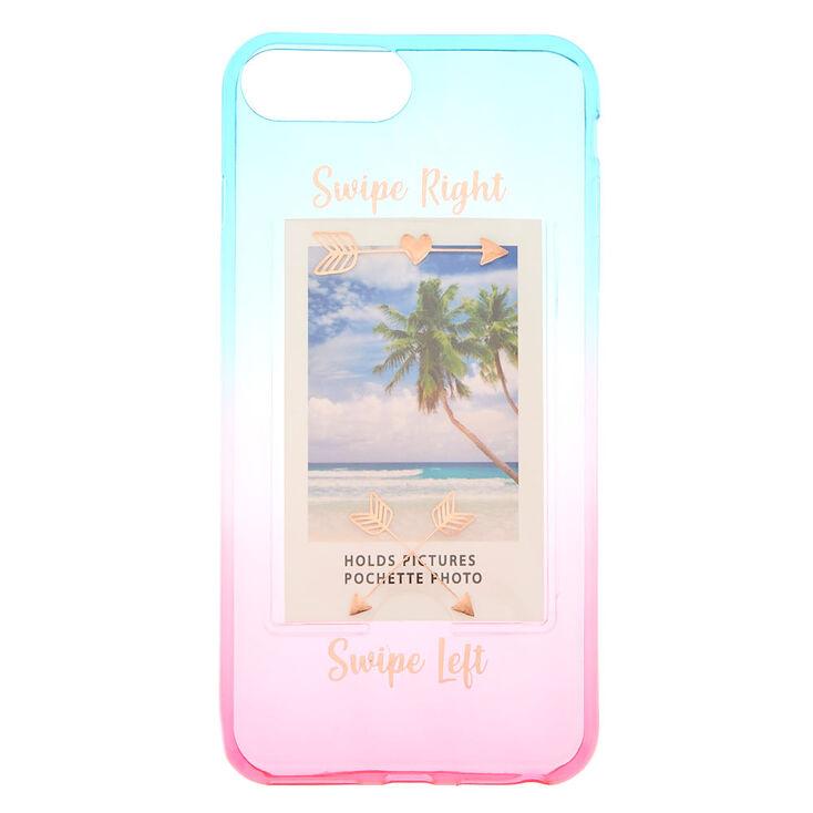 Swipe Right Pocket Phone Case - Fits iPhone 6/7/8 Plus,