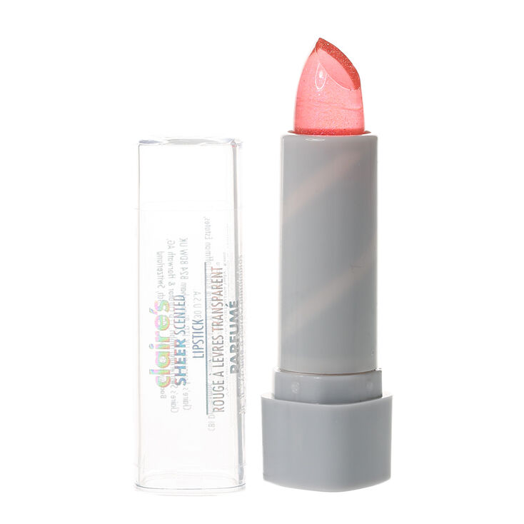 Glitter Pink Scented Jelly Lipstick,