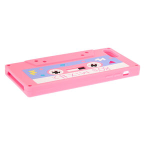 Pink Mixtape Phone Case- Fits iPhone 6/7/8 Plus,