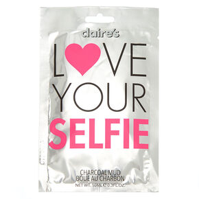Love Your Selfie Charcoal Mud Mask,