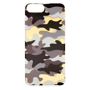Metallic Camo Phone Case - Fits iPhone 6/7/8 Plus,