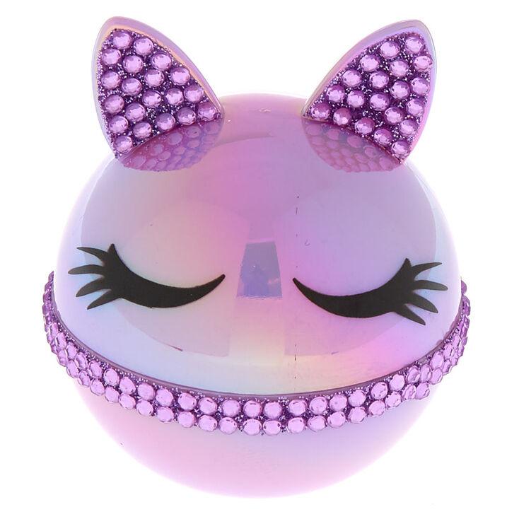 Princess Bunny Lip Balm - Purple,