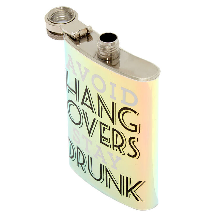 Holographic Flask,