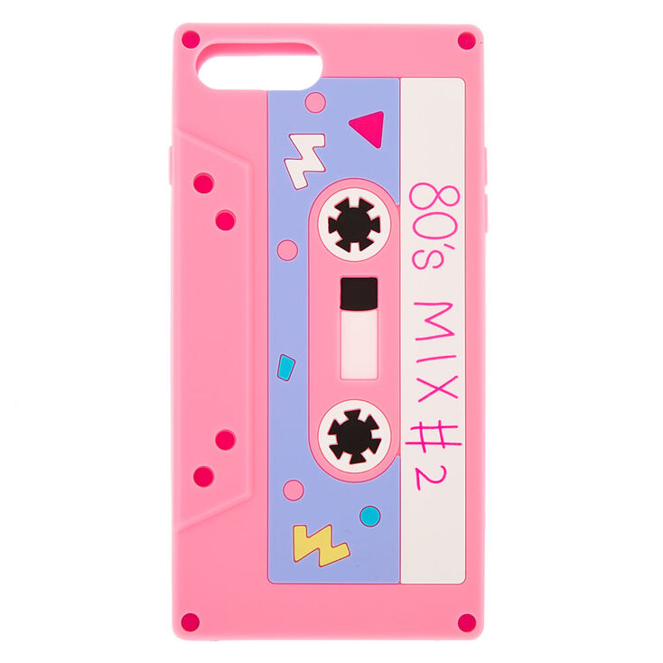 Pink Mixtape Phone Case- Fits IPhone 6/7/8 Plus | Icing US