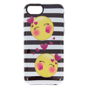 Kiss Face Emoticon Protective Phone Case,
