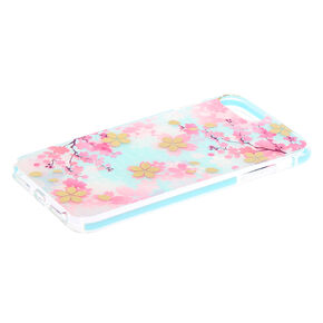 Holographic Cherry Blossom Phone Case - Fits iPhone 6/7/8 Plus,