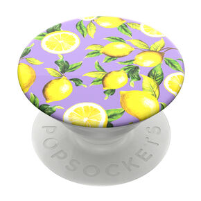 PopSockets Swappable PopGrip - Lemon,