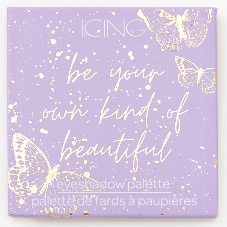 Be Your Own Kind Of Beautiful Mini Eyeshadow Palette,