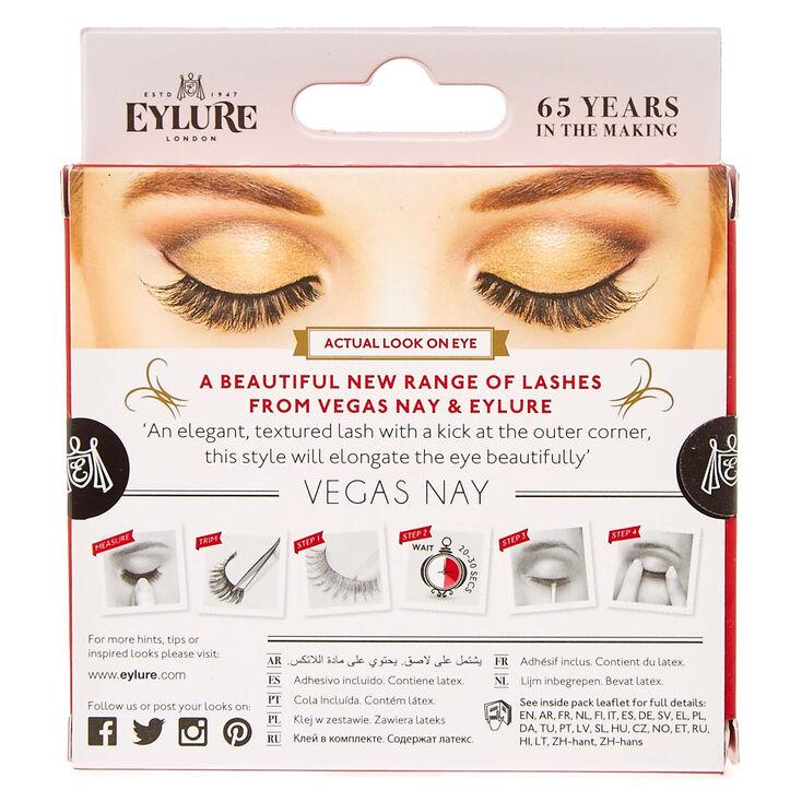 Vegas Nay Easy Elegance Black False Lashes,