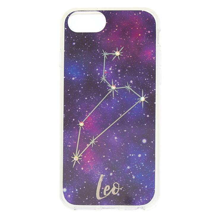 Leo Zodiac Phone Case - Fits iPhone 6/7/8 Plus,