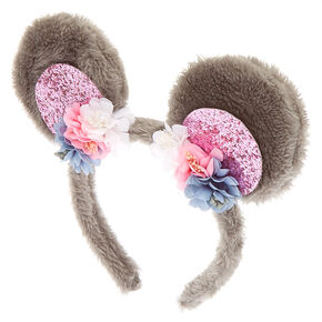 Mouse Costume Kit - Gray, 3 Pack,