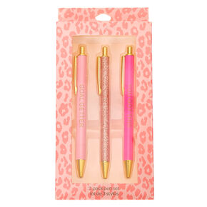 Inspiring Pen Set - 3 Pack,