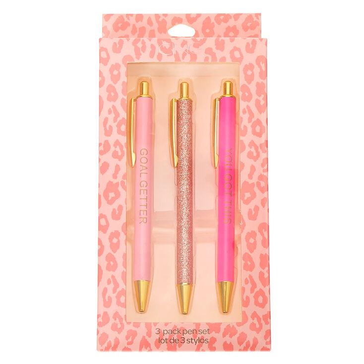 Inspiring Pen Set - 3 Pack,