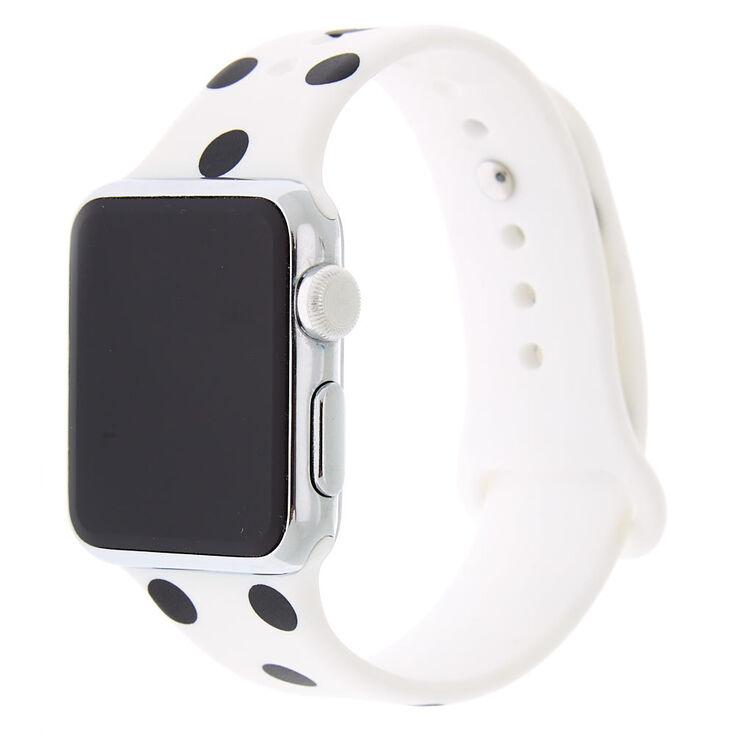 Polka Dot Smart Watch Band - Fits 38MM/40MM Apple Watch,