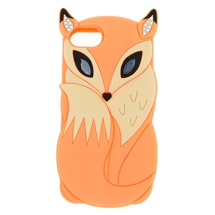 Farrah The Fox Phone Case - Fits iPhone 6/7/8,