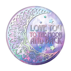 Love You To The Moon and Back PopSocket,