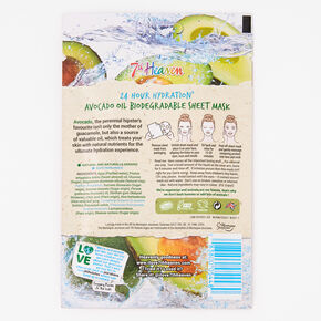 7th Heaven Superfood Avocado Oil Sheet Mask,