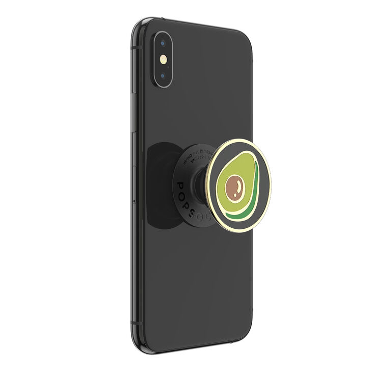 PopSockets PopGrip - Enamel Avocado,