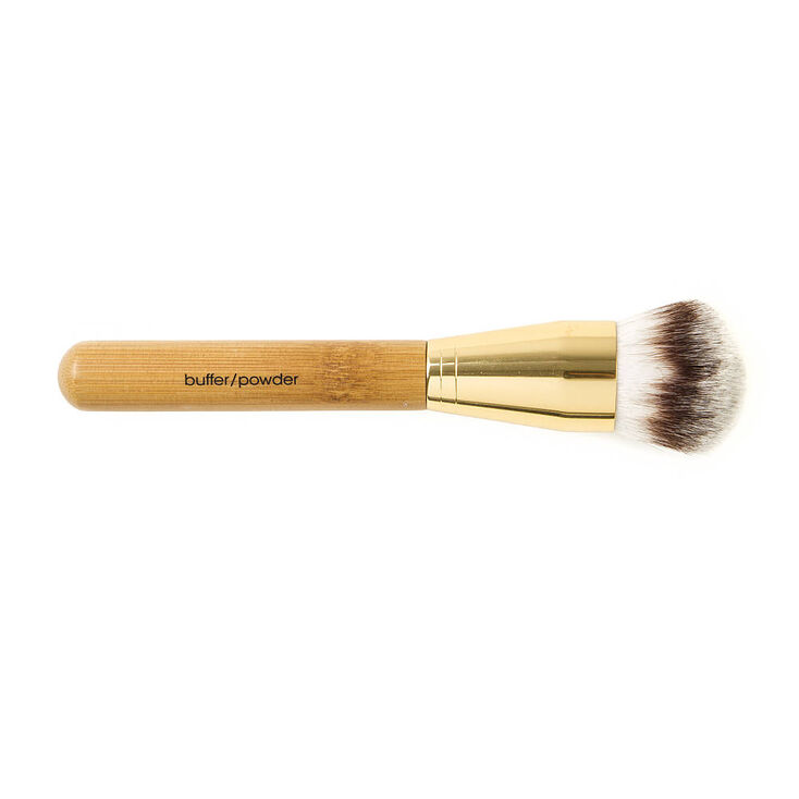 Bamboo Chubby Powder Brush,