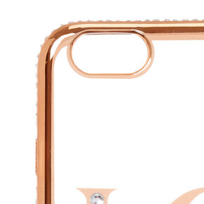 Gold Love Phone Case - Fits iPhone 6/6S,