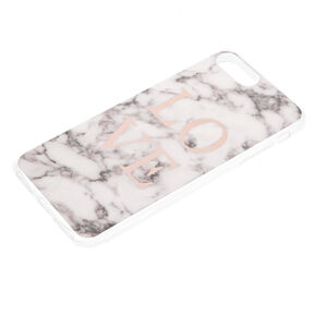 Love Marble Phone Case,