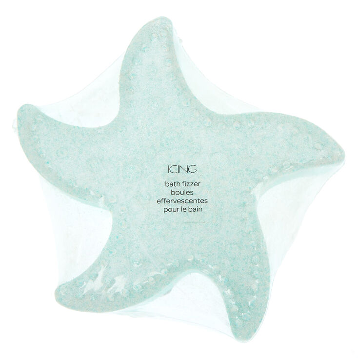 Starfish Bath Bomb - Mint,