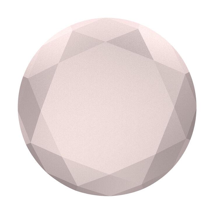 PopSockets PopGrip - Rose Gold Diamond,