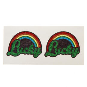 St. Patrick's Day Lucky Glitter Pasties,