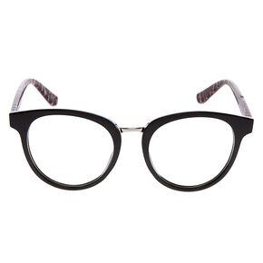 Leopard Frames - Black,