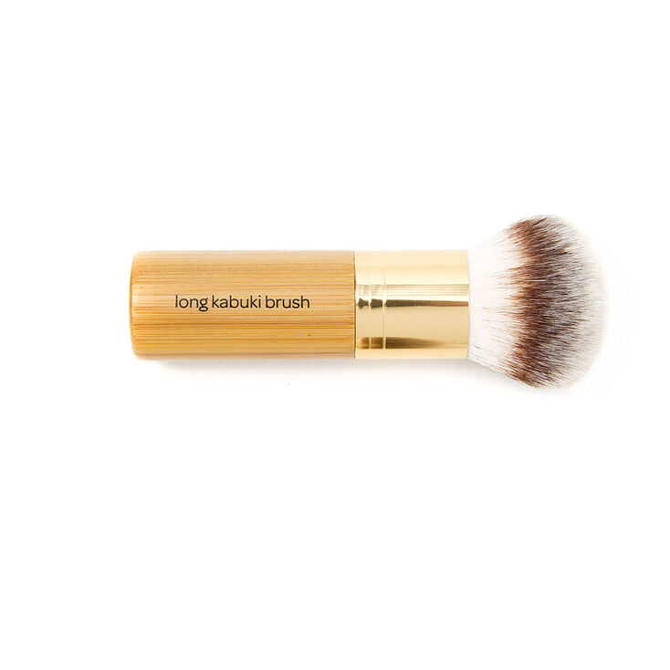 Bamboo Long Kabuki Brush,