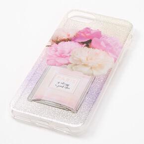 Paris Glitter Protective Phone Case - Fits iPhone 6/7/8/SE,
