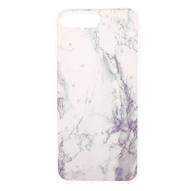 Marble & Stone Phone Case - Fits iPhone 6/7/8 Plus,