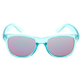Retro Frost Sunglasses - Blue,