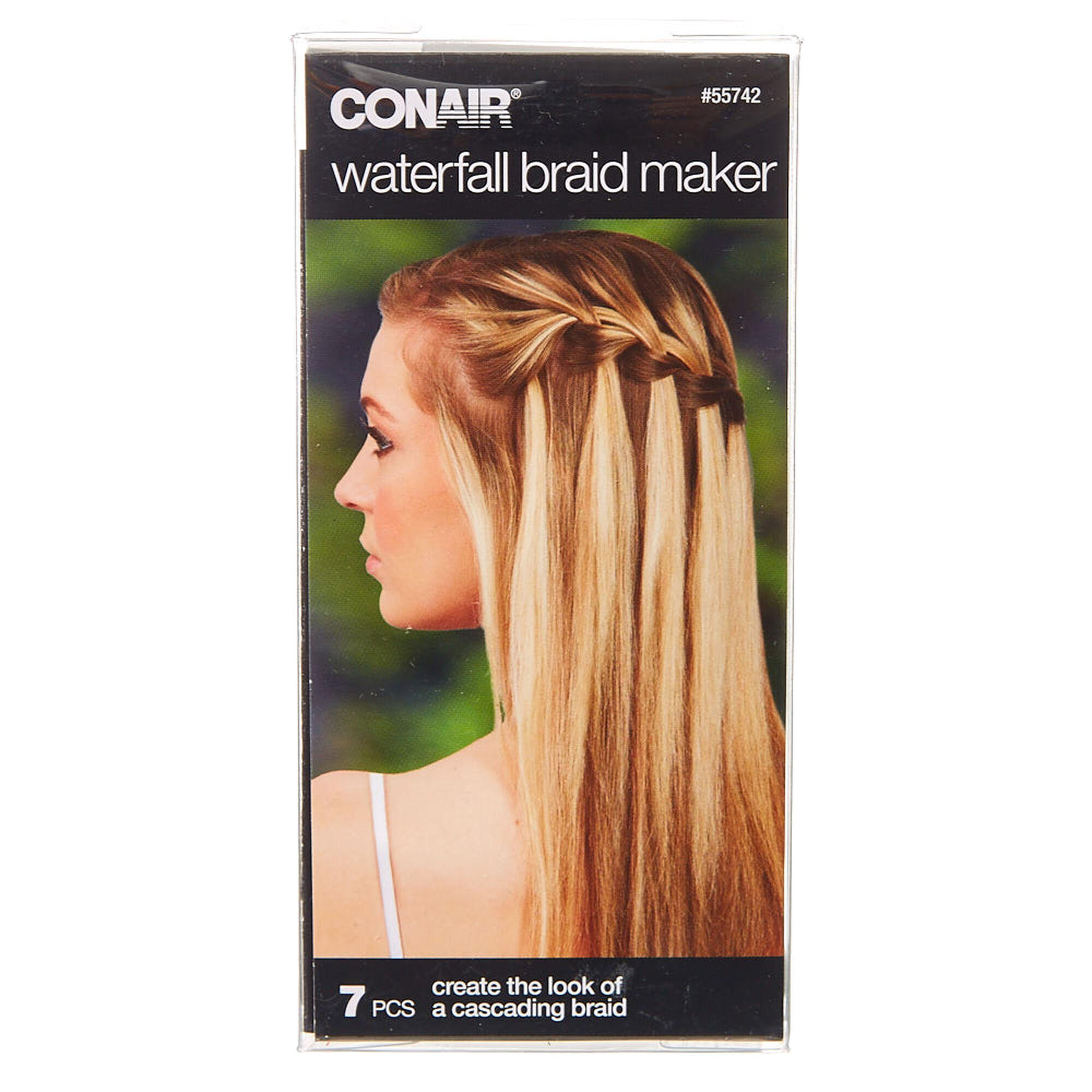 Conair Reg Waterfall Braid