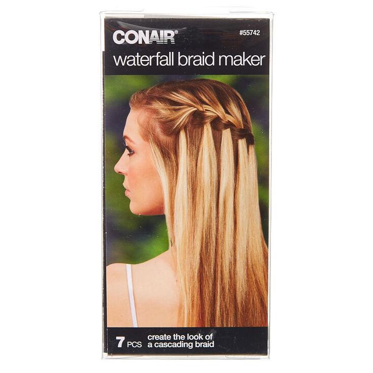 Conair Reg Waterfall Braid Maker