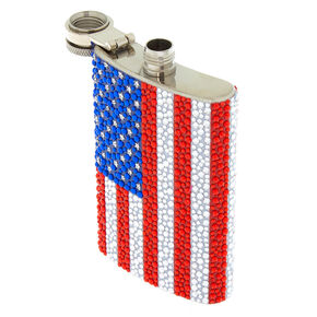 American Flag Flask,