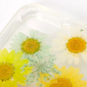 Rainbow Pressed Sunflower Phone Case - Fits iPhone® 6/7/8,