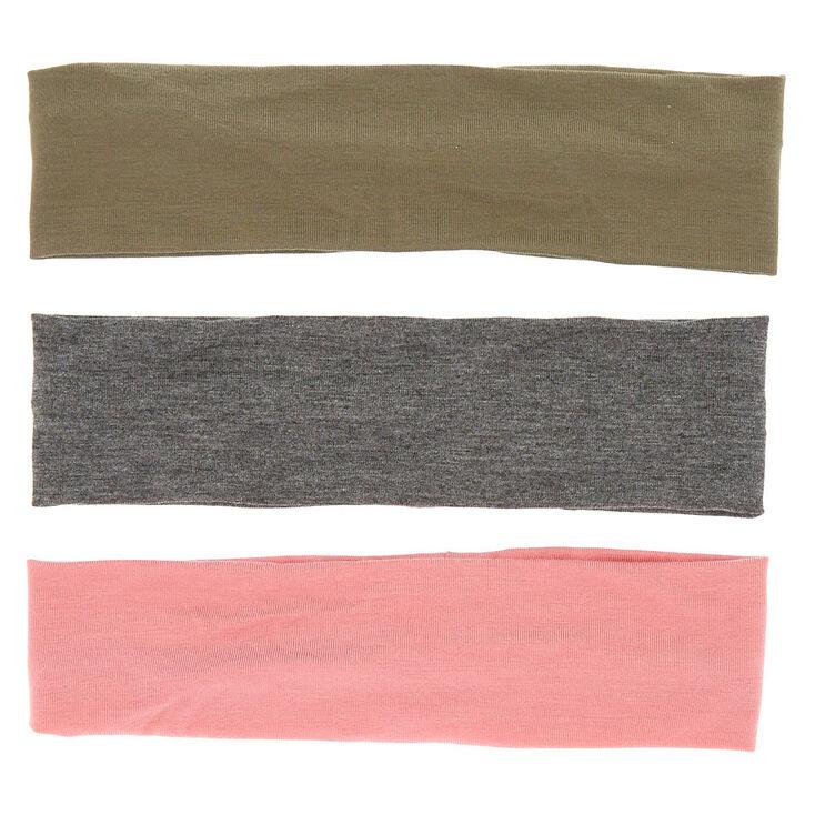 Rose Garden Headwraps - 3 Pack,