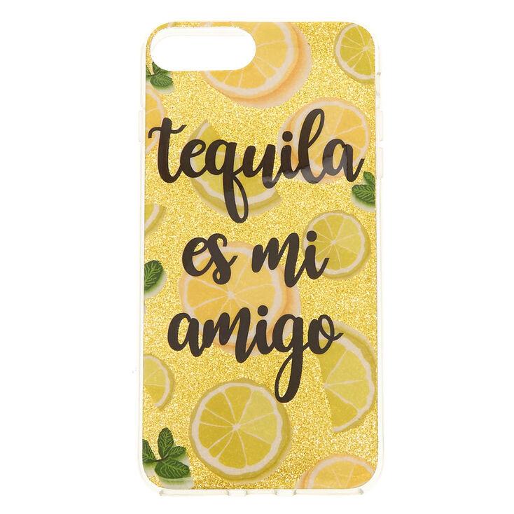 Tequila Lemon Phone Case,