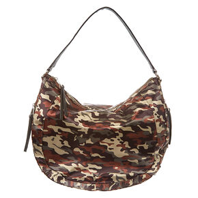 Camouflage Messenger Bag,