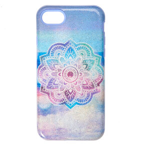 Shimmer Beach Mandala Phone Case - Fits iPhone 6/7/8,