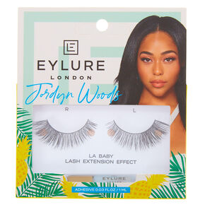 Eylure by Jordyn Woods in LA Baby,