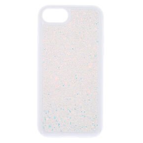 Snow Glitter Protective Phone Case - Fits iPhone 6/7/8,