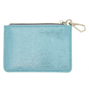 Am I Rich Yet? Coin Purse - Blue,