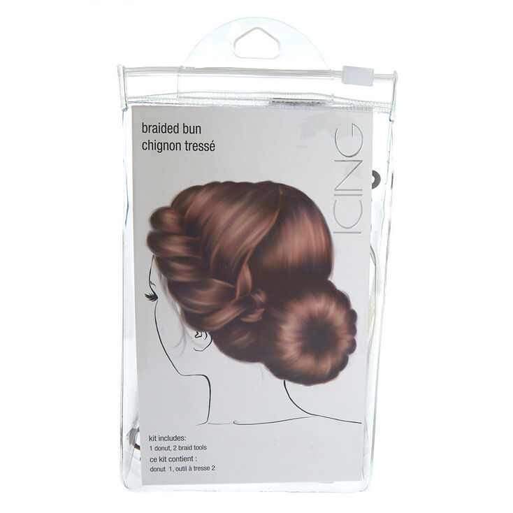 Braided Bun Hair Tools Kit,